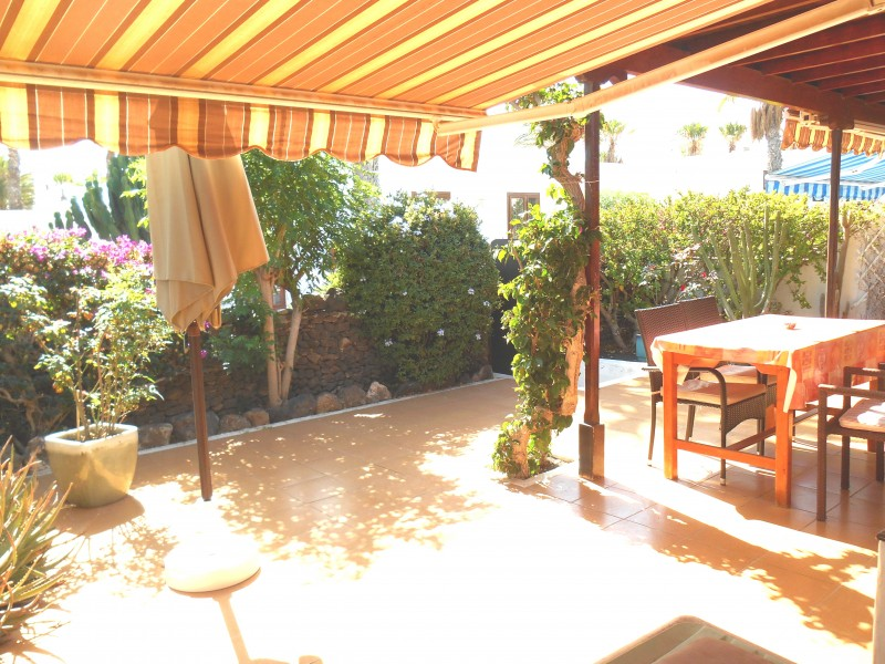Spacious Patio